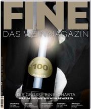 FINE Das Weinmagazin 01/2021