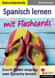 Spanisch lernen mit Flashcards