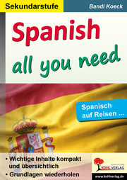 Spanish all you need