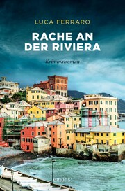 Rache an der Riviera - Cover