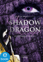 Shadow Dragon. Der dunkle Thron - Cover
