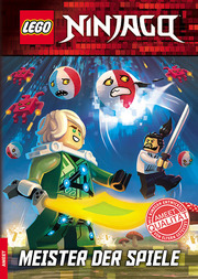 LEGO NINJAGO - Meister der Spiele