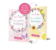 Spring in eine Pfütze! Mein perfekter Frühling/ Mein perfekter Sommer - Wendebuch