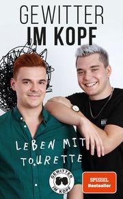 Gewitter im Kopf - Leben mit Tourette - Cover