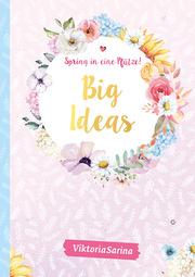 Spring in eine Pfütze! Notizbuch Big Ideas