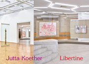 Jutta Koether - LIBERTINE