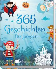 365 Geschichten für Jungen - Cover