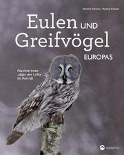 Eulen und Greifvögel Europas - Cover