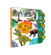 Soundbuch Dinosaurier - Cover