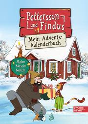 Pettersson und Findus - Mein Adventskalenderbuch