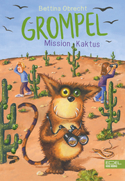 Grompel - Mission Kaktus