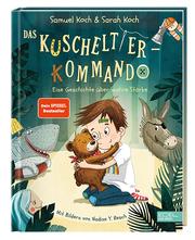 Das Kuscheltier-Kommando - Cover