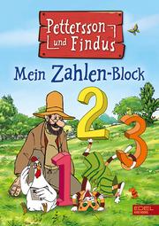 Pettersson und Findus - Mein Zahlen-Block - Cover