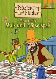 Pettersson und Findus - Mein erster Mal- und Rätselspaß