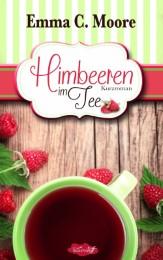 Himbeeren im Tee