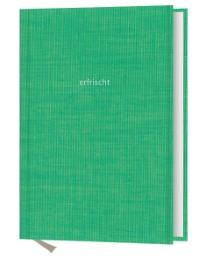 Notizbuch: erfrischt