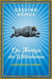 Die Theologie des Wildschweins - Cover