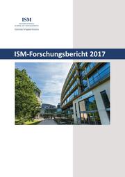ISM-Forschungsbericht 2017