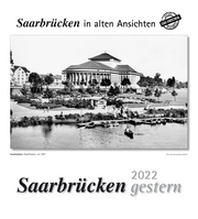 Saarbrücken gestern 2022