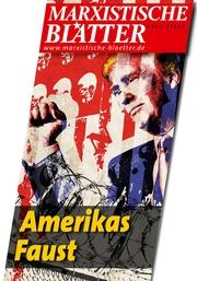 Amerikas Faust - Cover