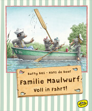 Familie Maulwurf - Voll in Fahrt!