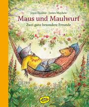 Maus und Maulwurf - Zwei ganz besondere Freunde - Cover