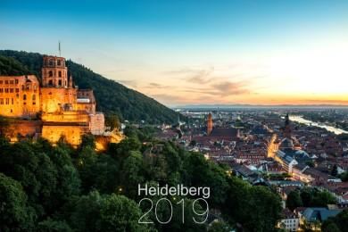 Heidelberg - Der Kalender 2019