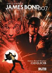 James Bond Stories 1 (limitierte Edition) - Cover