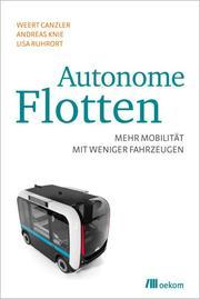 Autonome Flotten - Cover