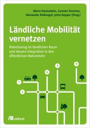 Ländliche Mobilität vernetzen - Cover