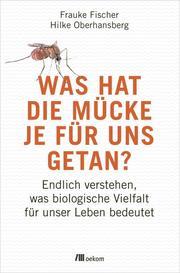 Was hat die Mücke je für uns getan? - Cover