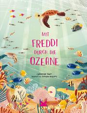 Mit Freddi durch die Ozeane - Cover