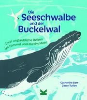 Die Seeschwalbe und der Buckelwal - Cover