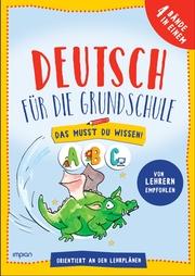 Deutsch für die Grundschule