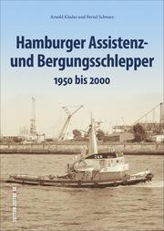 Hamburger Assistenz- und Bergungsschlepper - Cover