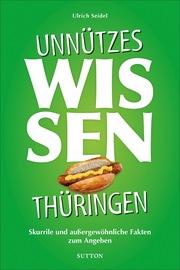Unnützes Wissen Thüringen - Cover