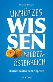 Unnützes Wissen Niederösterreich
