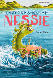 Ungeheuer Stress mit Nessie