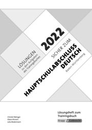 Sicher zum Hauptschulabschluss Deutsch Baden-Württemberg 2022