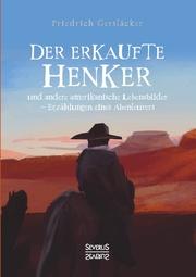 Der erkaufte Henker - Cover