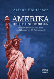 Amerika Heute und Morgen - Cover