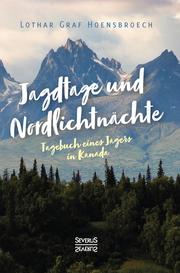 Jagdtage und Nordlichtnächte - Cover
