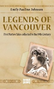 Legends of Vancouver - Cover