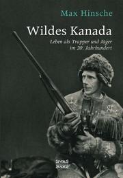 Wildes Kanada - Cover