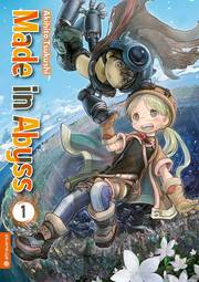 Made in Abyss 1 - Cover