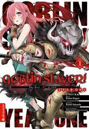 Goblin Slayer! Year One 1 - Cover