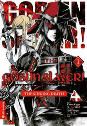 Goblin Slayer! The Singing Death 1 - Cover