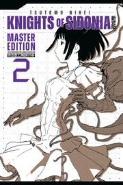 Knights of Sidonia - Master Edition 2 - Cover