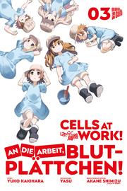 Cells at Work! - An die Arbeit, Blutplättchen! 3