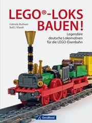 LEGO-Loks bauen!